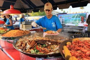 Maryland celebrates is famous seafood at Sandy Point Park on Saturday. (Photo: Jus Adventures)