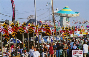 The Maryland State Fair wraps up in Timonium this weekend. (Photo: Maryland State Fair)