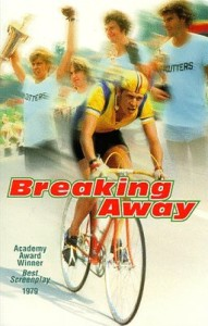 "Capital Bikeshare will show ""Breaking Away"" at The Yards Park free on Saturday evening. (Photo: 20th Century Fox)"