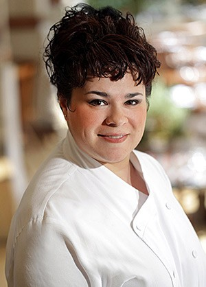 Pastry chef Naomi Gallego is the new executive pastry chef at Neighborhood Restaurant Group. (Photo: Blue Duck Tavern)