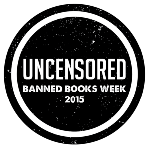 Uncensored: Banned Books Week 2015 (Image: D.C. Public Library)