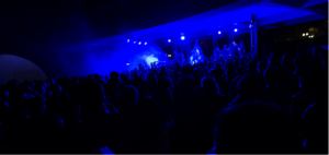 Tycho performs at the Hirshhorn Museums's After Hours. (Photo: Hirshhor Museum)