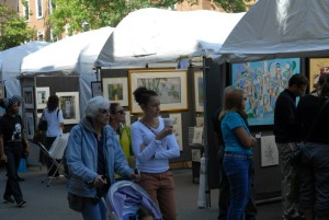 More than 200 artisans will display their work in Old Town Alexandria this weekend. (Photo: Howard Alan Events)More than 200 artisans will display their work in Old Town Alexandria this weekend. (Photo: Howard Alan Events)