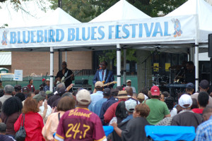 Blues will fill the air at Prince  George's Community College at the Bluebird Blues Festival. (Photo: Prince George's Community College )