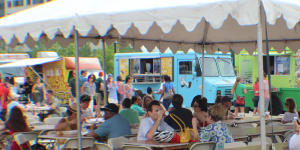 The DMV Food Truck Association honors its own at Curbside Cookoff Saturday. (Photo: Taste USA)