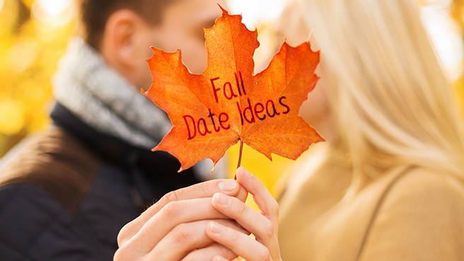 There so many dates options in the fall. (Photo: collegecandy.com)