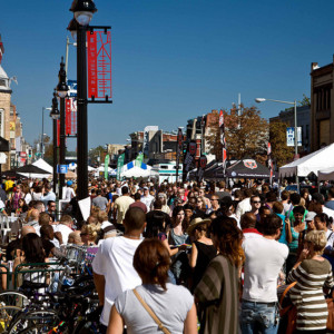The H Street Festival takes over H Street Saturday. (Photo: Afar)