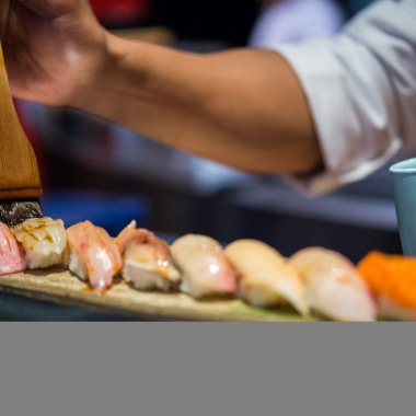 Sushiko is offering a five-course a mini-omakase menu through October for $50. (Photo: Rey Lopez/Sushiko)Sushiko is offering a five-course a mini-omakase menu through October for $50. (Photo: Rey Lopez/Sushiko)