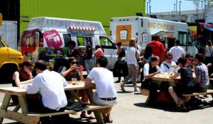The final Truckeroo of the year happens Friday from 11 a.m.-11 p.m. (Photo: Borderstan)