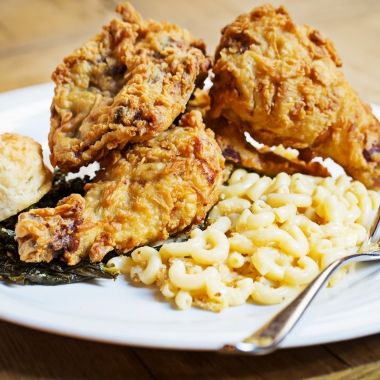 Penn Commons and District Commons are serving a Crisco fried chicken dinner on Sundays. (Photo: Passion Food Hospitality)