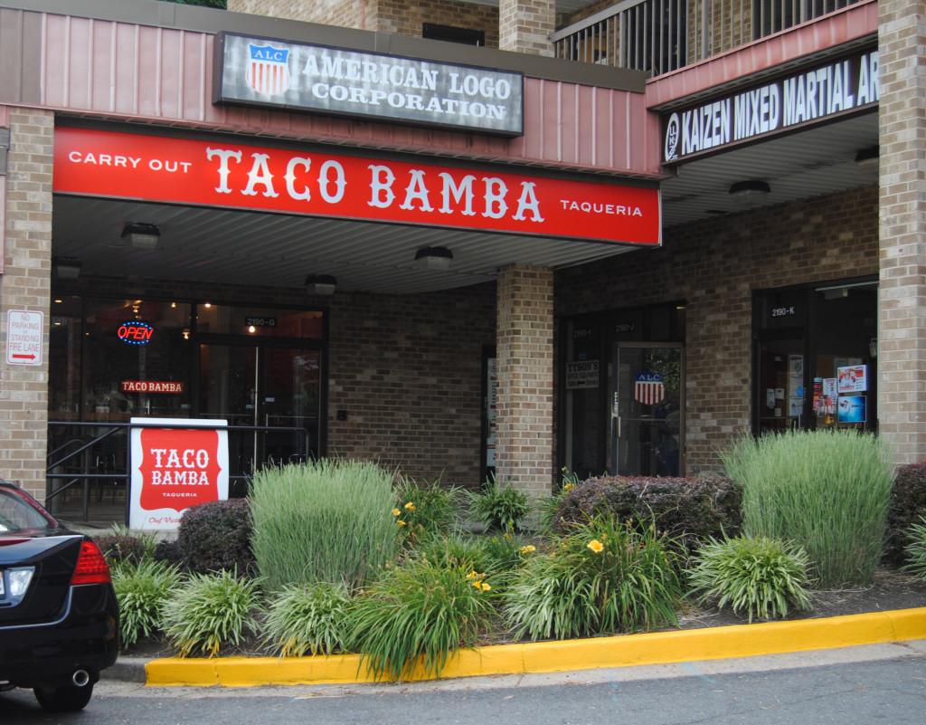 Taco Bamba in Falls Church will be expanding to Springfield and Vienna. (Photo: Falls Church News Press)