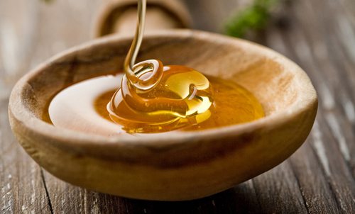 Honey masks are anti-bacterial and moisturizing.