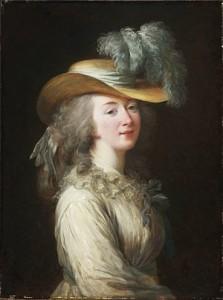 Mme. du Barry (Portrait: Elisabeth Vigée Le Brun/Wikipedia)