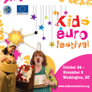 The European Union Delegation will sponsor the Kids Euro Festival the next two weeks. (Photo: European Union Delegation)