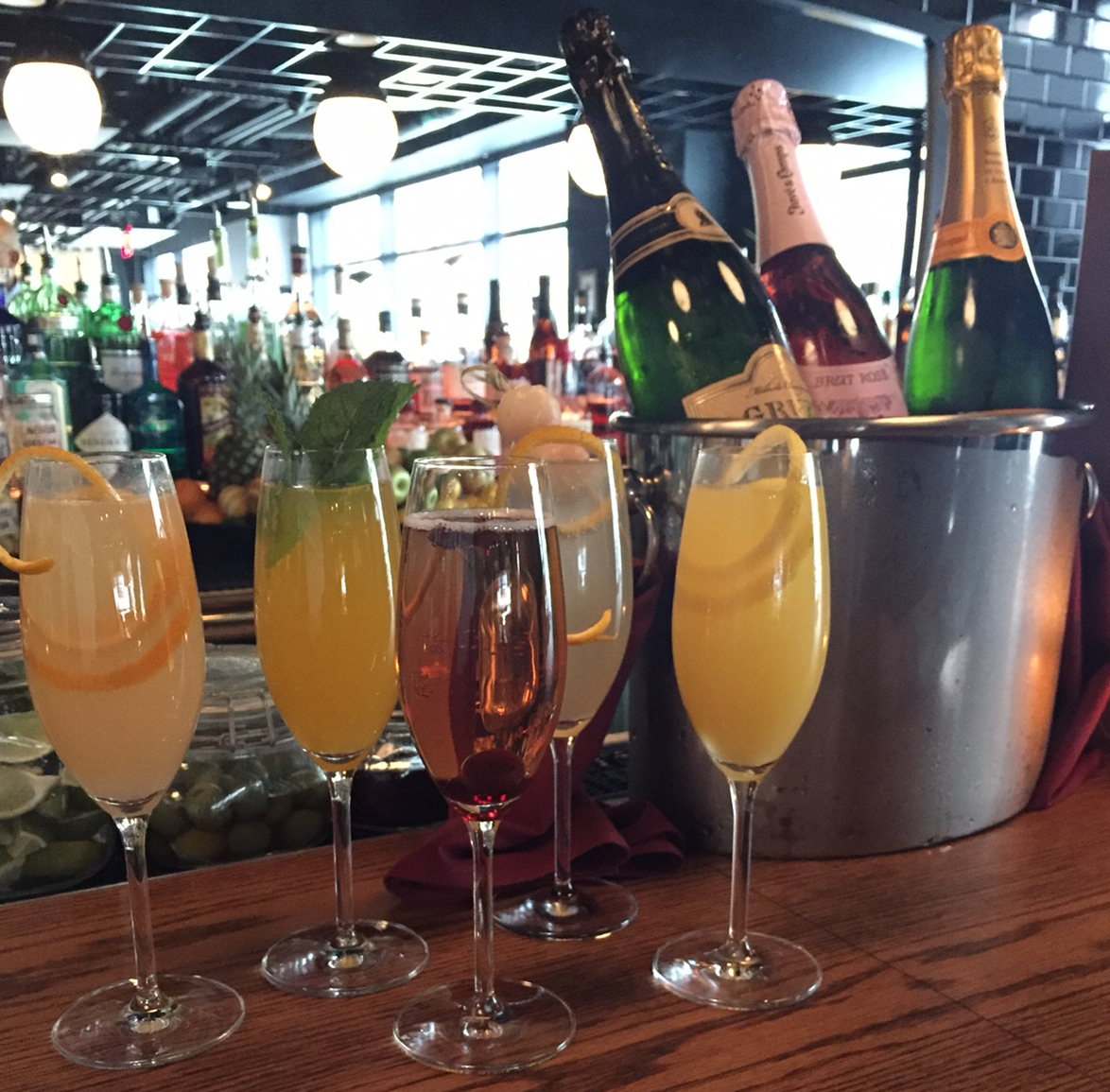 Mango Tree is adding unlimited mimosas during weekend brunch for $20. (Photo: Mango Tree)