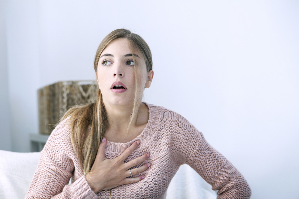 Asthma makes breathing hard, but the symptoms can be lessened. (Photo: Shutterstock)