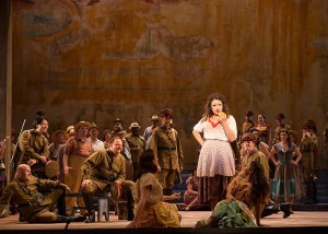 Costumes, like these from the Washington National Opera's production of <em>Carmen</em>, will be on sale this weekend. (Photo: National Symphony Orchestra)Costumes, like these from the National Symphony Orchestra's production of <em>Carmen</em>, will be on sale this weekend. (Photo: National Symphony Orchestra)