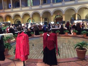 Artisans will be selling their wearable art at the National Building Museum. (Photo: Craft2Wear)