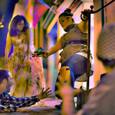 D.C. Dead opens at the Anacostia Playhouse through Halloween. (Photo: D.C. Dead)D.C. Dead opens at the Anacostia Playhouse through Halloween. (Photo: D.C. Dead)