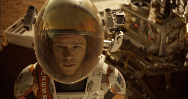 The Martian, starring Matt Damon, returned to No. 1 at the box office last weekend beating out new releases. (Photo: 20th Century Fox)