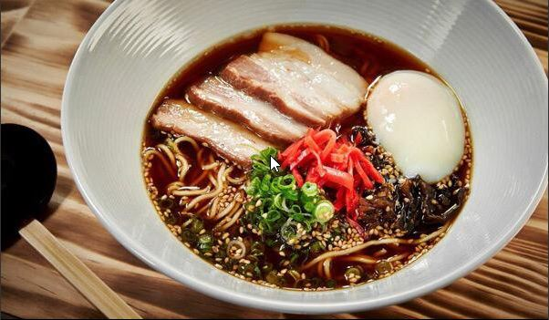 Yona will host a pop-up at G to celebrate National Noodle Day. Dishes include Yona's pork miso. (Photo: Yona)