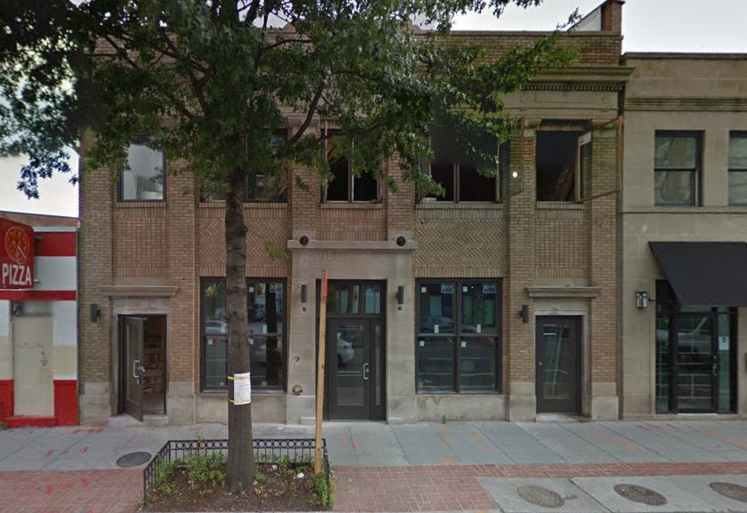 Takoda will open in Shaw in early December if the former Federal Life Insurance building. (Photo: Google Maps)