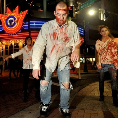 Zombies will take over the streets of Silver Spring on Saturday. (Photo: Visit Montgomery)