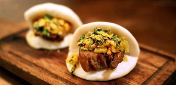 Bao Bar is hosting a pop-up today at RIS for lunch. (Photo: Bao Bar/Facebook)