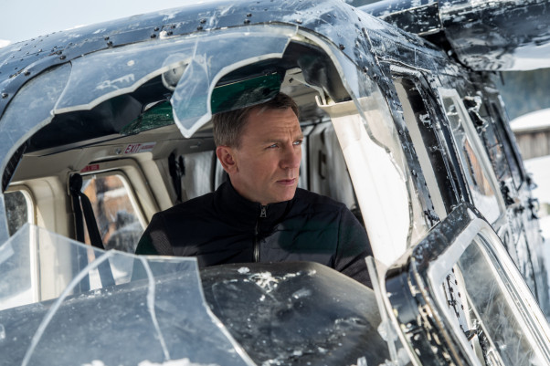 "Daniel Craig stars as James Bond in ""Spectre."" (Photo: Metro-Goldwyn-Mayer Pictures/Columbia Pictures/EON Productions')"