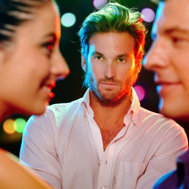 Be cautious when using jealousy to heat up your relationship. (Photo: Fotolia)