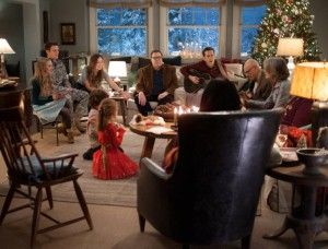 A scene from <em>Love the Coopers</em> playing at the Alexandria Film Festival this weekend. (Photo: CBS Films)