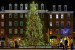 The City of Alexandria will light its Christmas tree at 6 p.m. on Friday. (Photo: Kids Will Travel Guide)