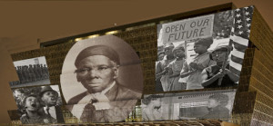 The National Museum of African American History and Culture will project images onto the outside of its building Monday-Wednesday. (Photo: National Museum of African American History and Culture)The National Museum of African American History and Culture will project images onto the outside of its building Monday-Wednesday. (Photo: National Museum of African American History and Culture)