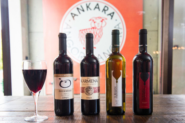Ankara has a new wine list that emphasizes wines from Turkey and the region. (Photo: Ankara)