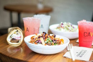 Cava Grill will open its next restaurant in Dupont Circle on Saturday with free lunch from 11 a.m.-2 p.m. Friday. (Photo: Cava Grill/Facebook)