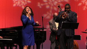 The All-Star Christmas Day Jazz Jam features jazz renditions of holiday favorites at the Kennedy Center Christmas night. (Photo: Kennedy Center)