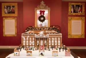 The Decatur House's free open house Sunday will include a White House gingerbread exhibit. (Photo: White House Historical Association)