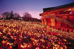 Wolf Trap's Holiday Sing-A-Long is Saturday.  (Photo: Wolf Trap)