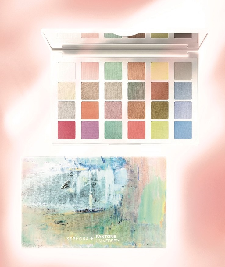 The Sephora + Pantone Universe Collection 2016 is not to be missed. (Photo: Sephora)