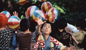 "The Freer Gallery will screen ""Yumeji"" free at 2 p.m. Sunday. (Photo: Seijun Suzuki)"