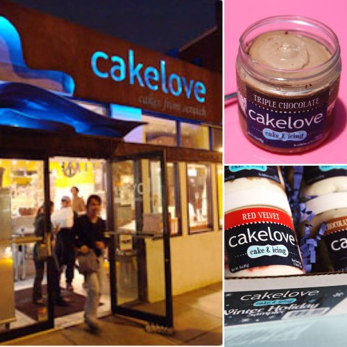 CakeLove will close its original U Street location and begin selling CakeLove in a Jar online and in retail stores. (Photo: CakeLove/Facebook)