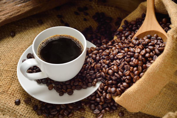 The caffeine in a morning cup of coffee could help improve athletic endurance, according to a new University of Georgia study. (Photo: WordPress)
