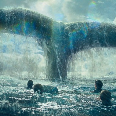 In the Heart of the Sea, Ron Howard's Moby Dick movie, can in a disappointing second. (Photo: Warner Bros. Entertainment)