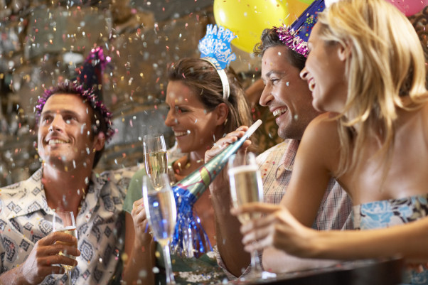 There are many options in the DMV for ringing in the New Year. (Photo: Healthy Gallatin)