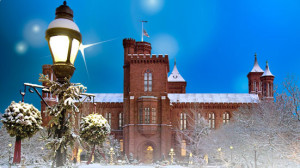 This weekend, all 10 Smithsonian Museums on the National Mall are holding their annual Holiday Festival. (Photo: Smithsonian Institution)