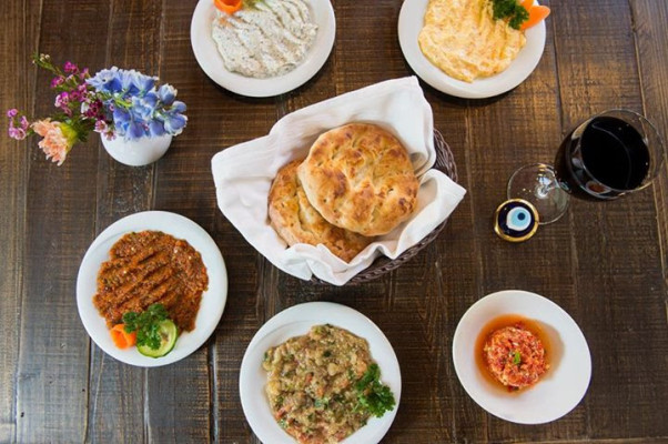 Ankara will be serving a three-part Crossroads Dinner Series focused on the intersection of food, wine and traditions. (Photo: Ankara)
