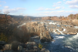 Visit Great Falls and all national parks for free on Monday. (Photo: Mark Heckathorn/DC on Heels)