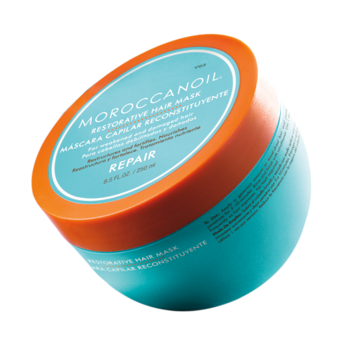 Try Moroccanoil Restorative Hair Mask to repair damaged hair. (Photo: Feelunique.com)