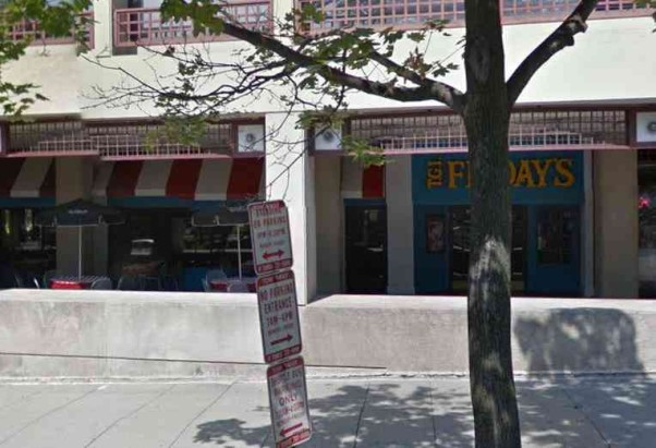 The TGI Friday's along Pennsylvania Avenue in Foggy Bottom is in need of an overhaul. (Photo: Google Maps)