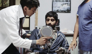 In <em>Timmy II</em> showing at DC Shorts Laughs, a robot with an identity crisis undergoes plastic surgery, only to discover that it makes his life even worse. (Photo: DC Shorts)